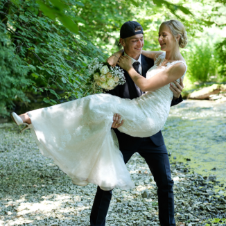 Tolle Location ist exklusiv ausgewählt  für Ihre Hochzeit.