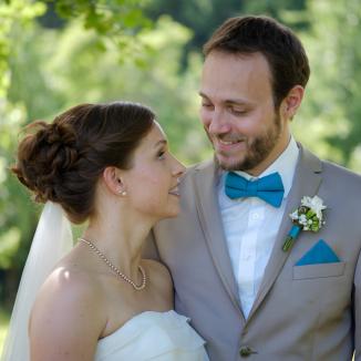 Hochzeitsfotografie braucht keine Worte.
