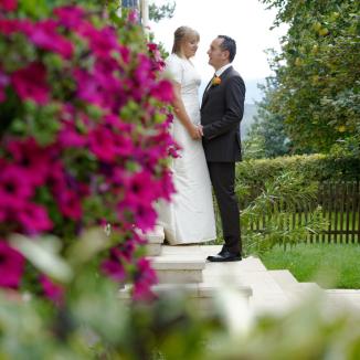 Hochzeitsfotografie ist wie das erste Mal.