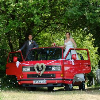 Jeder Hochzeit beginnt mit einer Reise.